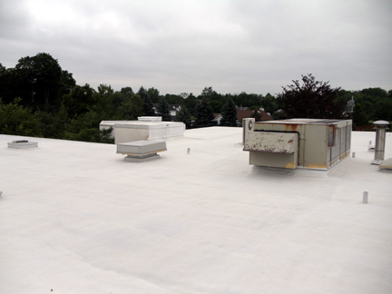 Albany, NY Commercial Roofing | Commercial Building Roof