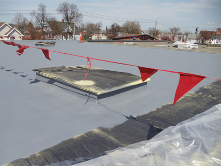 Rochester, NY Industrial Roofing