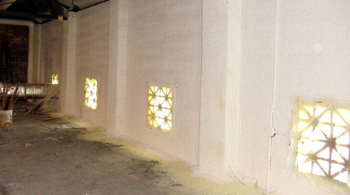 Buffalo Spray Foam Insulation