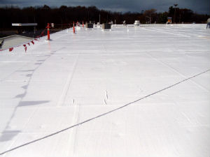 All Weather Commercial Roof Coatings