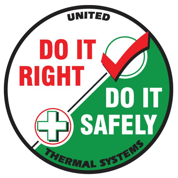 Do It Right Do It Safely logo