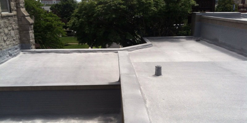 SPF Roof Contractor