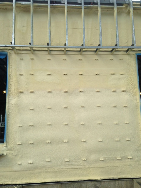 Yorkshire Spray Foam Wall Insulation